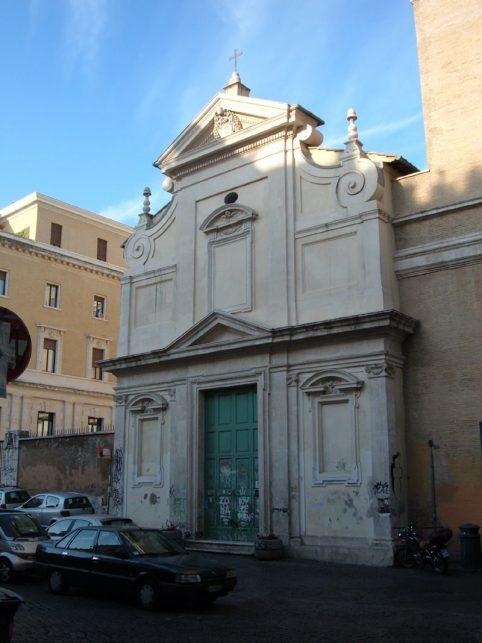 facciata-chiesa-san-callisto